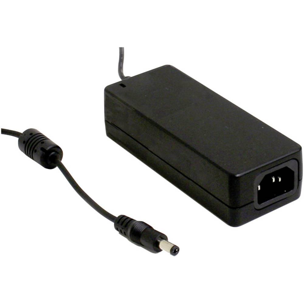 Namizni napajalnik s stalno napetostjo Mean Well GSM60A05-P1J 5 V/DC 6 A 30 W