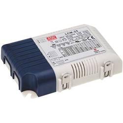 LED gonilnik, LED Trafo, konstantna napetost, konstantni tok Mean Well LCM-25 25 W (maks.) 350 mA - 1.05 A 6 - 54 V/DC zaščita p