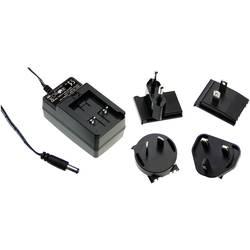 Vtični napajalnik s stalno napetostjo Mean Well GE24I05-P1J 5 V/DC 3000 mA 15 W