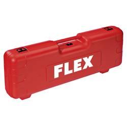 Kovček za stroje Flex 389986 iz umetne mase rdeče barve