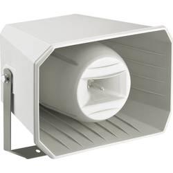 Elektroakustični zvočnik s tlačno komoro Monacor IT-250TW 50 W bel 1 kos