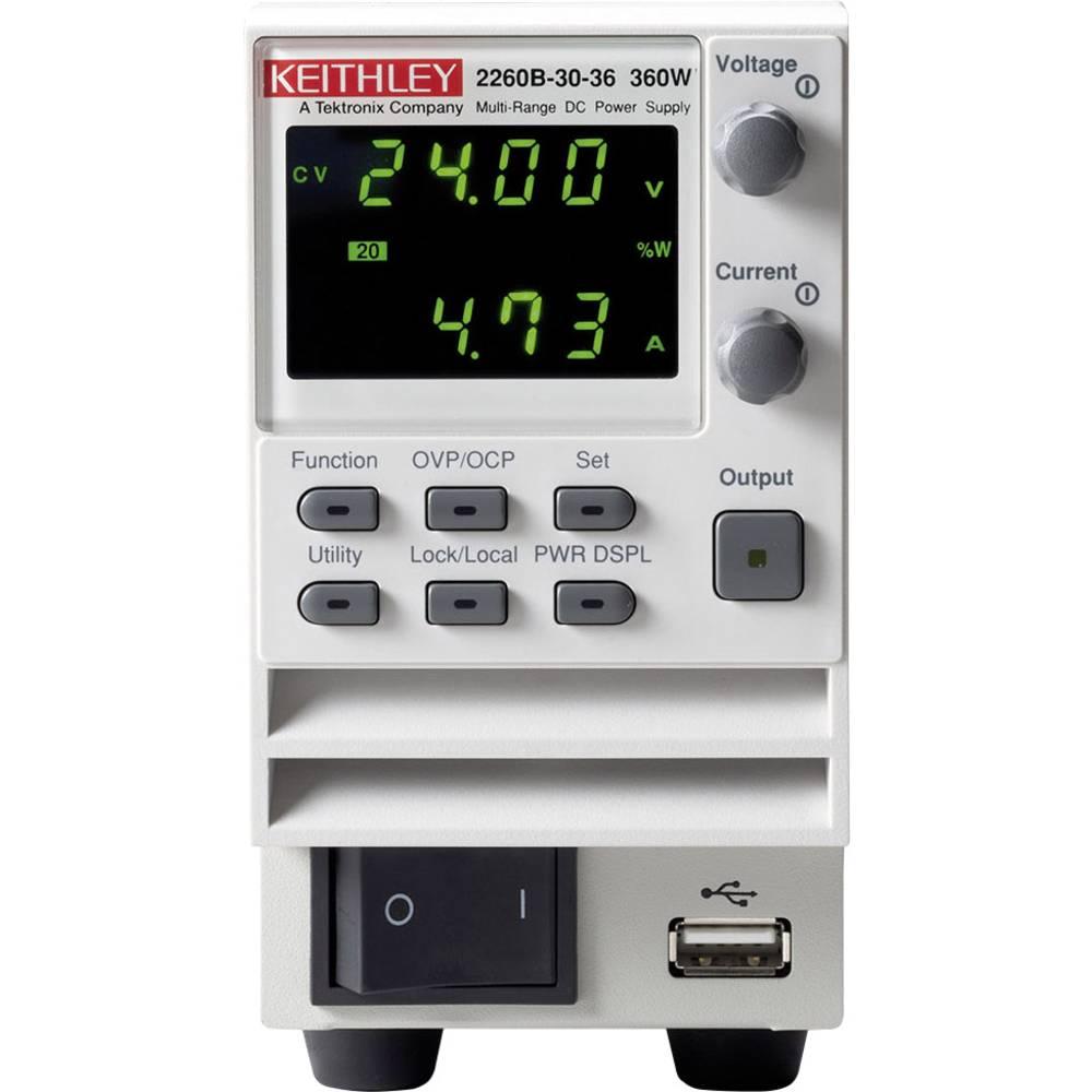 Keithley 2260B-30-72 Laboratorijski napajalniki, nastavljivi 0 - 30 V 0 - 72 A 720 W Število izhodov 1 x