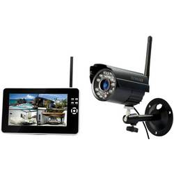 Radio- Övervakningskameraset4 kanalermed 1 kamera2.4 GHzTechnaxxTX-284433