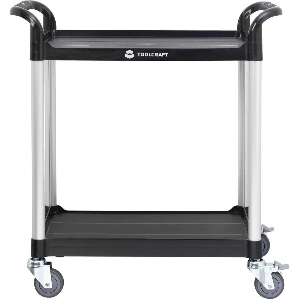 Servisna kolica sa 2 platforme TOOLCRAFT 1296213 dimenzije: (D x Š x V) 500 x 970 x 900 mm 9.4 kg