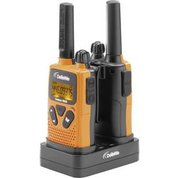 PMR walkie talkie Outdoor 8500 208050 DeTeWe