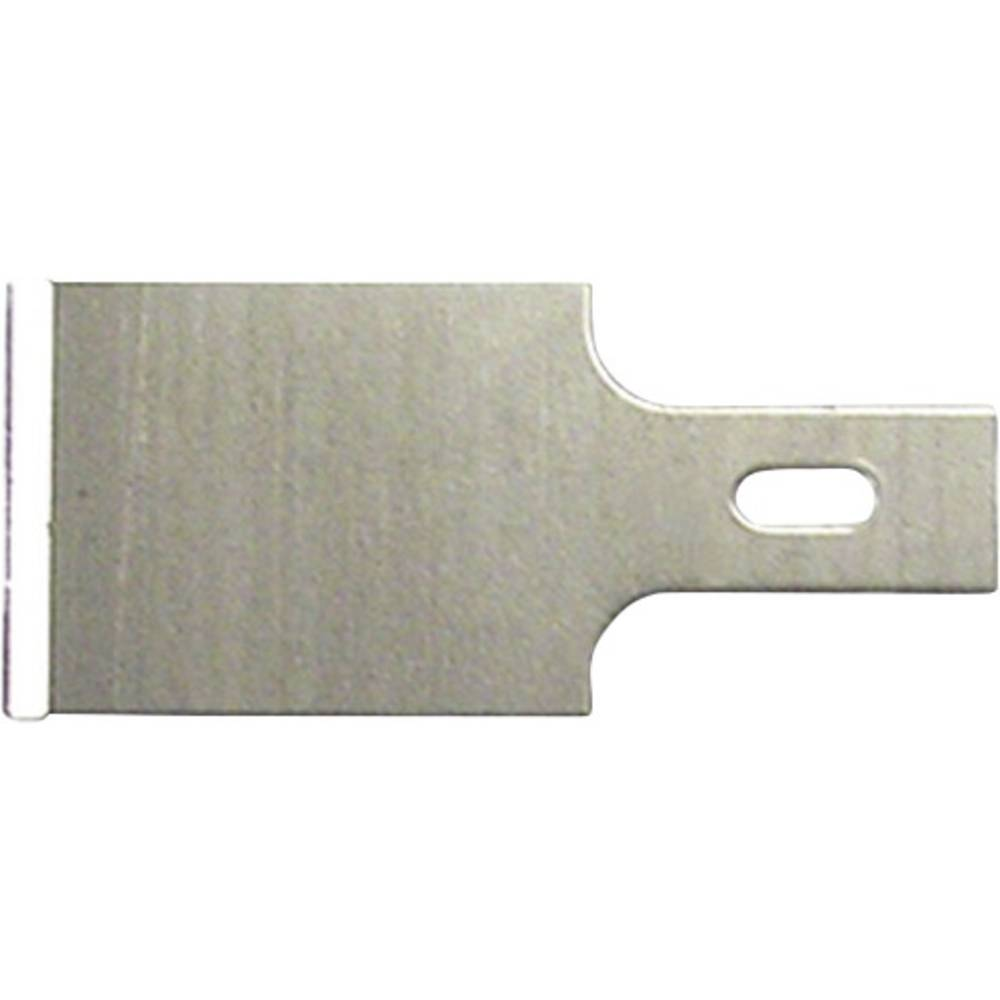 Oštrica strugača 7EK80 Kunzer, 20 mm ravna, 10 komada