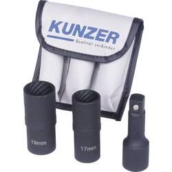 Nastavek za odstranjevanje poškodovanih vijakov, komplet Kunzer 7FSL03