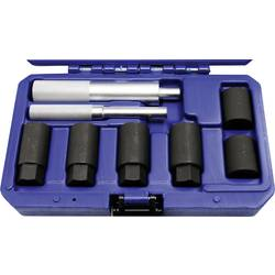 Kompletni set alata za otpuštanje vijaka naplataka 7FSL08 Kunzer u koferu, 8-dijelni