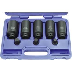 Zunanji, šestkotni močni vtični ključ-komplet 8delni mere produkta, dolžina 205 mm Kunzer 7SAW08