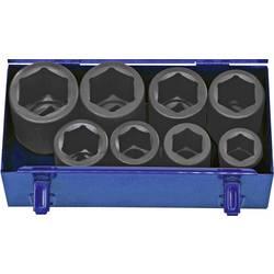 Kunzer 7SSE118 Zunanji šestrobi Komplet močnih nasadnih ključev 8 delni 1 (25 mm)
