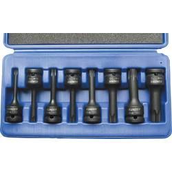 TORX vtični ključi z Bit kompletom-komplet 8delni 1/2 (12.5 mm) Kunzer 7SST08