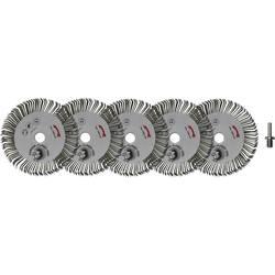 Kunzer četka za brušenje 5 ST Turbo Igel XS 7TIXS06 1 kom.