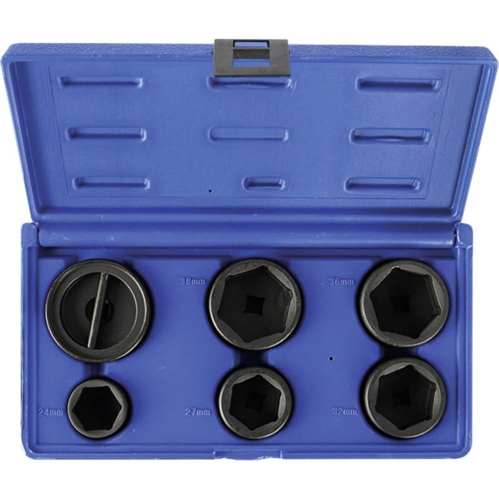 Komplet kapica za uljni filter 7FL06 Kunzer 6-dijelni