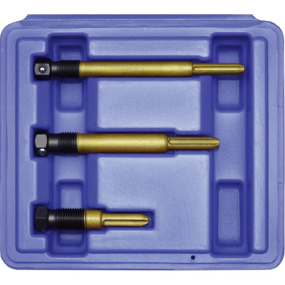 Šilo za čišćenje sjedišta svjećice 7GKRA3 Kunzer 3-dijelni komplet