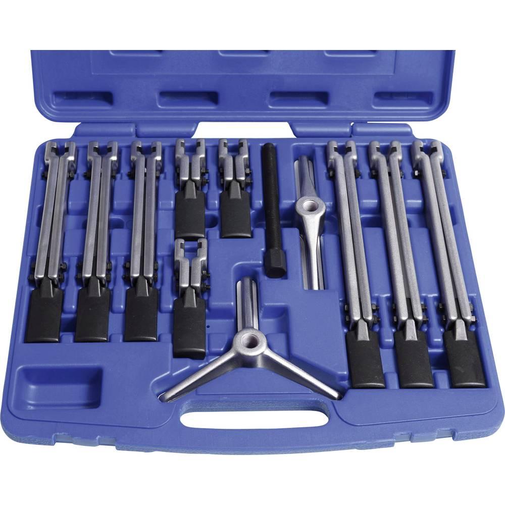 Univerzalni komplet 2-3-ručnog alata za izvlačenje 7UAZ12 Kunzer 12-dijelni