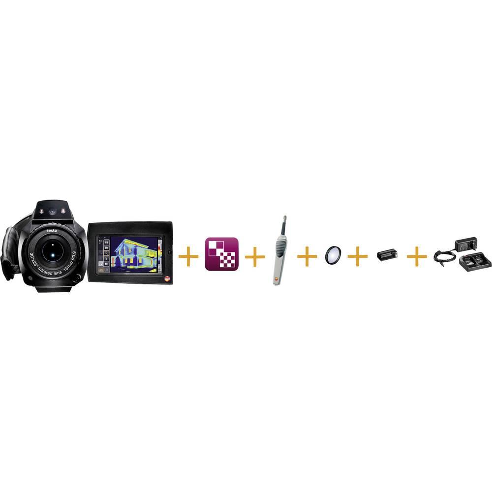 Termovizijska kamera testo 0563 0885 V2 -30 do 350 °C 320 x 240 pikslov 33 Hz
