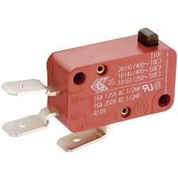 Mikro stikalo, 250 V/AC 16 A 1 x vklop/(vklop) Marquardt 01005.1010-01 tipkalno 1 kos