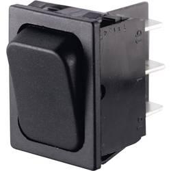Preklopno stikalo 250 V/AC 6 A 2 x v/(vklop) Marquardt 01834.3402-00 IP40 tipkalno 1 kos
