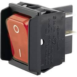Preklopno stikalo 250 V/AC 16 A 2 x izklop/vklop Marquardt 01835.3602-00 IP40 zaskočno 1 kos