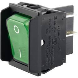 Preklopno stikalo 250 V/AC 16 A 2 x izklop/vklop Marquardt 01835.3608-00 IP40 zaskočno 1 kos