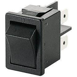 Preklopno stikalo 250 V/AC 12 A 2 x izklop/vklop Marquardt 01858.1104-01 IP40 zaskočno 1 kos