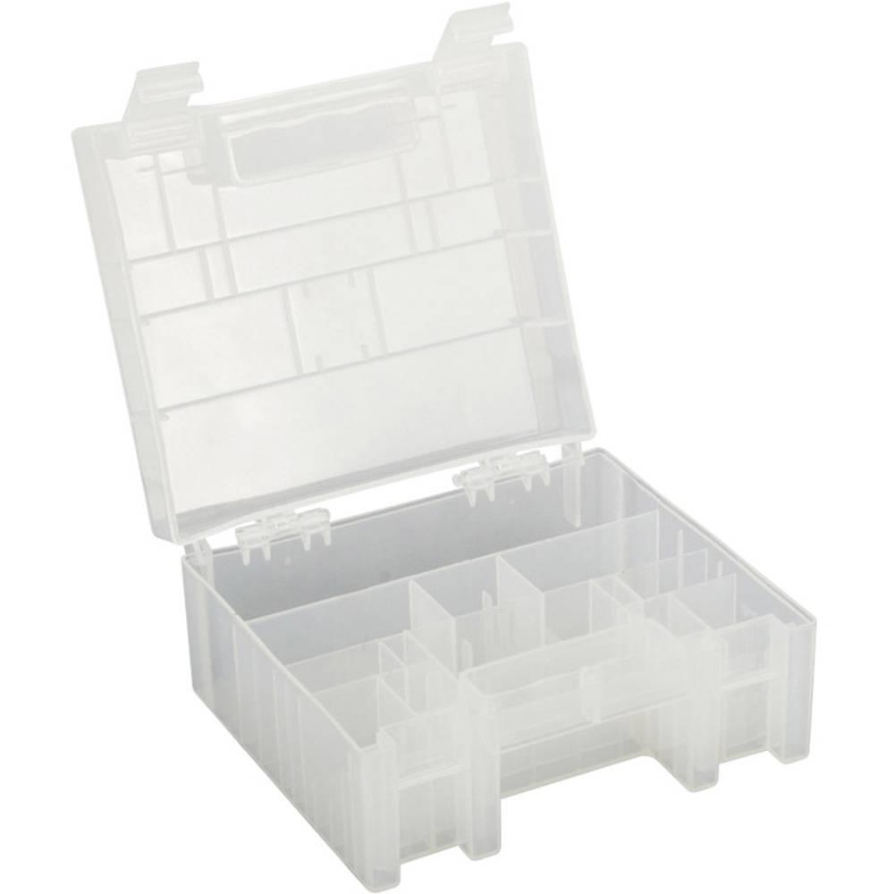 Škatla za shranjevanje baterij 35, Ansmann, 14 x Micro, 12 x Mignon, 4 x Baby, 4 x Mono, 1 x Block 9V