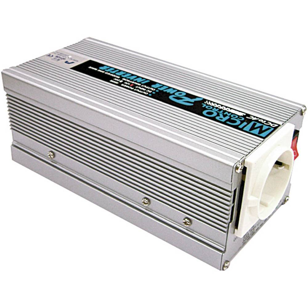 Inverter Mean Well A301-300-F3 300 W 12 V/DC Skrueklemmer Jordstik