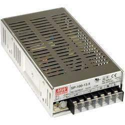 AC/DC napajalni modul, zaprti Mean Well SP-100-5 100 W