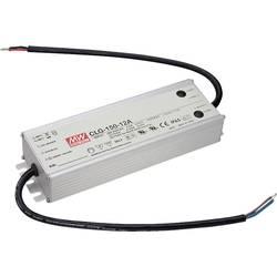 LED gonilnik, LED Trafo, konstantna napetost, konstantni tok Mean Well CLG-150-12A 132 W (maks.) 11 A 9 - 12 V/DC zaščita pred p
