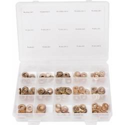 Asortiman posebnih bakrenih prstenova za ubrizgavajuće mlaznice 7KRD150 Kunzer 150-dijelni