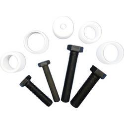 Montažni komplet brtvenih prstena za osovinu 7TSM09 Kunzer od ABS-a, 9-dijelni