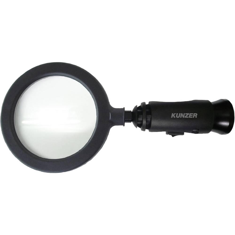 Lupa s trikratno povečavo in LED-osvetlitvijo Kunzer, 7LL01