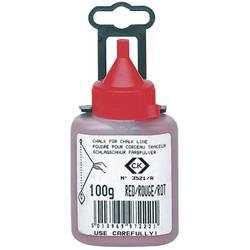 C.K. T3521R 100 kreda u prahu, crvena 100 g
