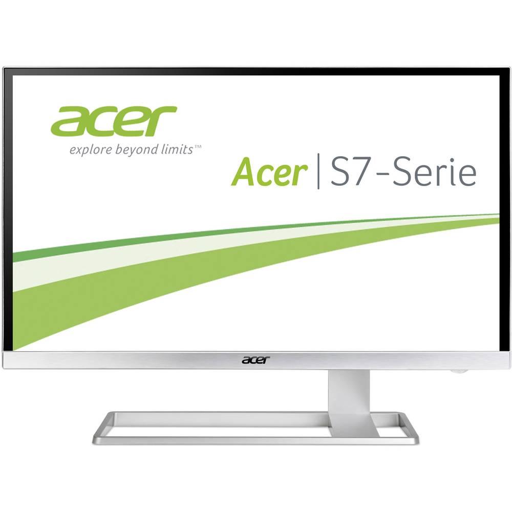 LED ekran 68.6 cm (27 cola) Acer S277HKwmidpp KEU C 3840 x 2160 piksela 16:9 4 ms DisplayPort, DVI, HDMI™, Mini DisplayP