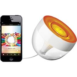 Philips Lighting Hue Dekorationslampa Living Colors Iris LED fast installerad 10 W RGBW 1 st
