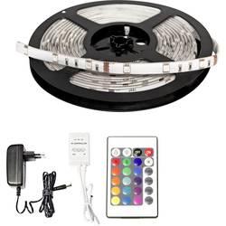 LED-båndsæt med stik 12 V 500 cm RGB