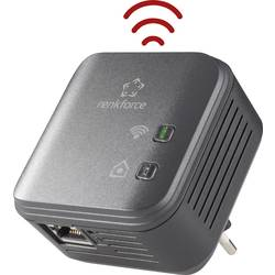 Brezžični enojni adapter 500 MBit/s Renkforce PL500D WiFi Powerline