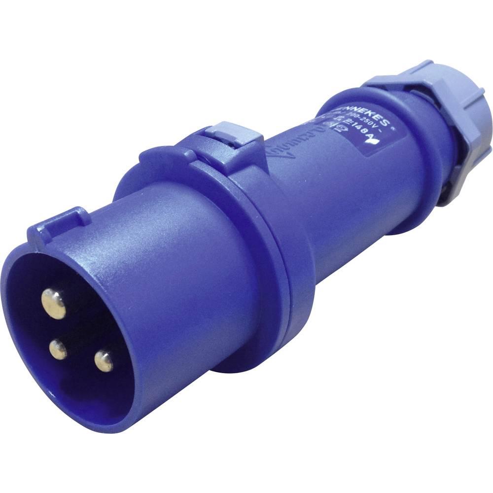 CEE-Cara utikač MENNEKES 148A Pro Top® 16 A plava 16 A IP44