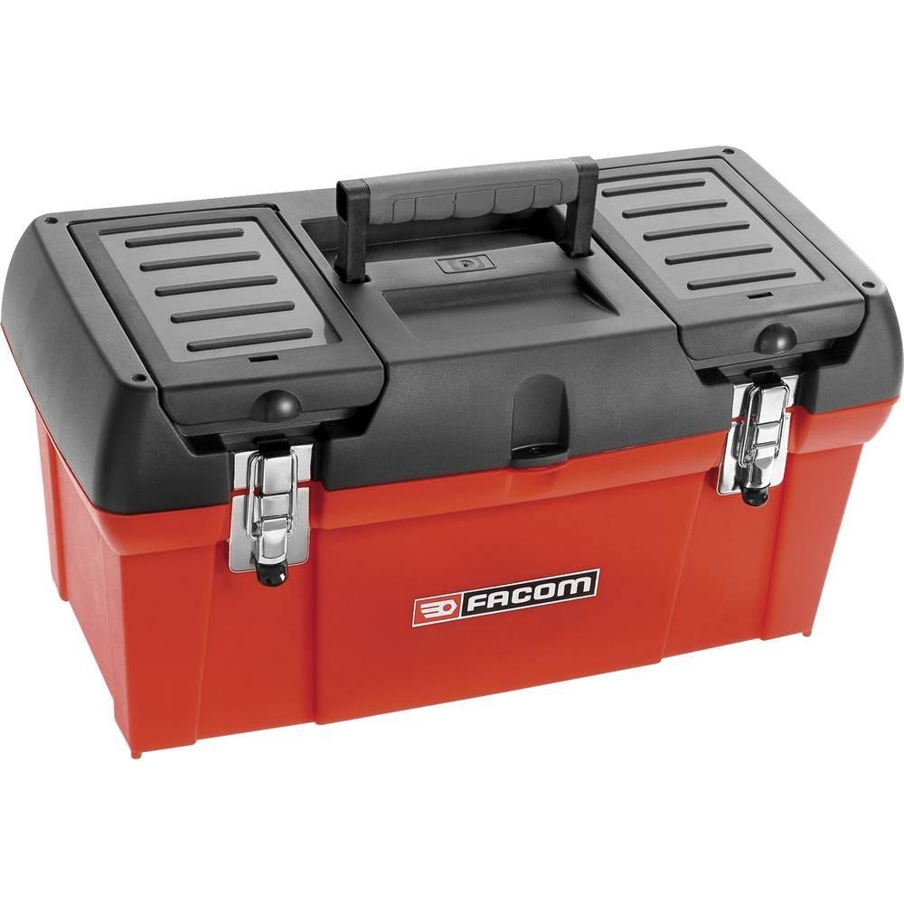 Kutija za alat, prazna Facom BP.C19 umjetna masa crvena, crna