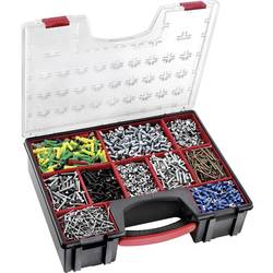 Sortirni kovček za orodje Facom, mere (D x Š x V) 42,2 x 33,5 x 10,6 cm, material: polikarbonat, teža 1,8 kg, BP.Z8PB