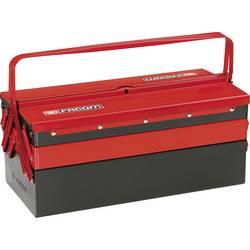 Kovček za orodje Facom, mere (D x Š x V) 470 x 220 x 215 mm, material: jeklena pločevina, teža 5 kg, BT.11GPB