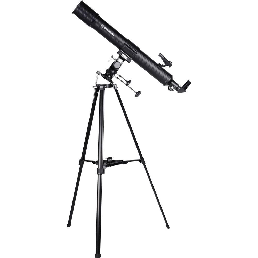 Teleskop z lečo Bresser Optik Taurus 90/900 NG carbon MPM Akromatičen.Povečava 45 do 675 x