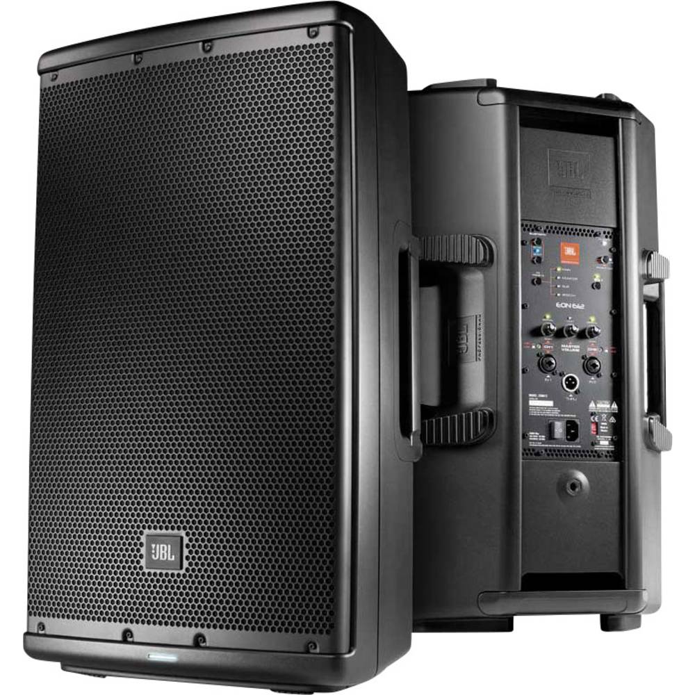 Aktivni PA zvočnik JBL EON 612, 12-colski, 500 W, 1 kos