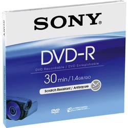 8 cm Mini DVD-R 1.46 GB Sony DMR30A 5 KOS Jewelcase