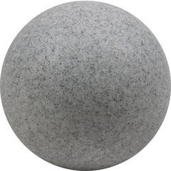 Vanjska dekorativna LED svjetiljka Mundan 35958 Heitronic granitno siva (mat) E27