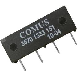 Reed-Relais (value.1292911) 1 Schließer (value.1345270) 5 V/DC 0.5 A 10 W SIP-4 Comus 3570-1411-053