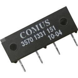 Reed-relæ 1 x sluttekontakt 5 V/DC 0.5 A 10 W SIP-4 Comus 3570-1331-053