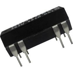 Reed-relæ 1 x skiftekontakt 5 V/DC 0.4 A 5 W DIP-14 Comus 3563-1231-051