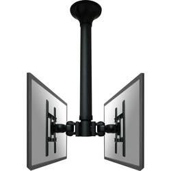 NewStar FPMA-C200D TV stropni nosilec 25,4 cm (10) - 101,6 cm (40) Nagibni in obračalni, Vrtljivi