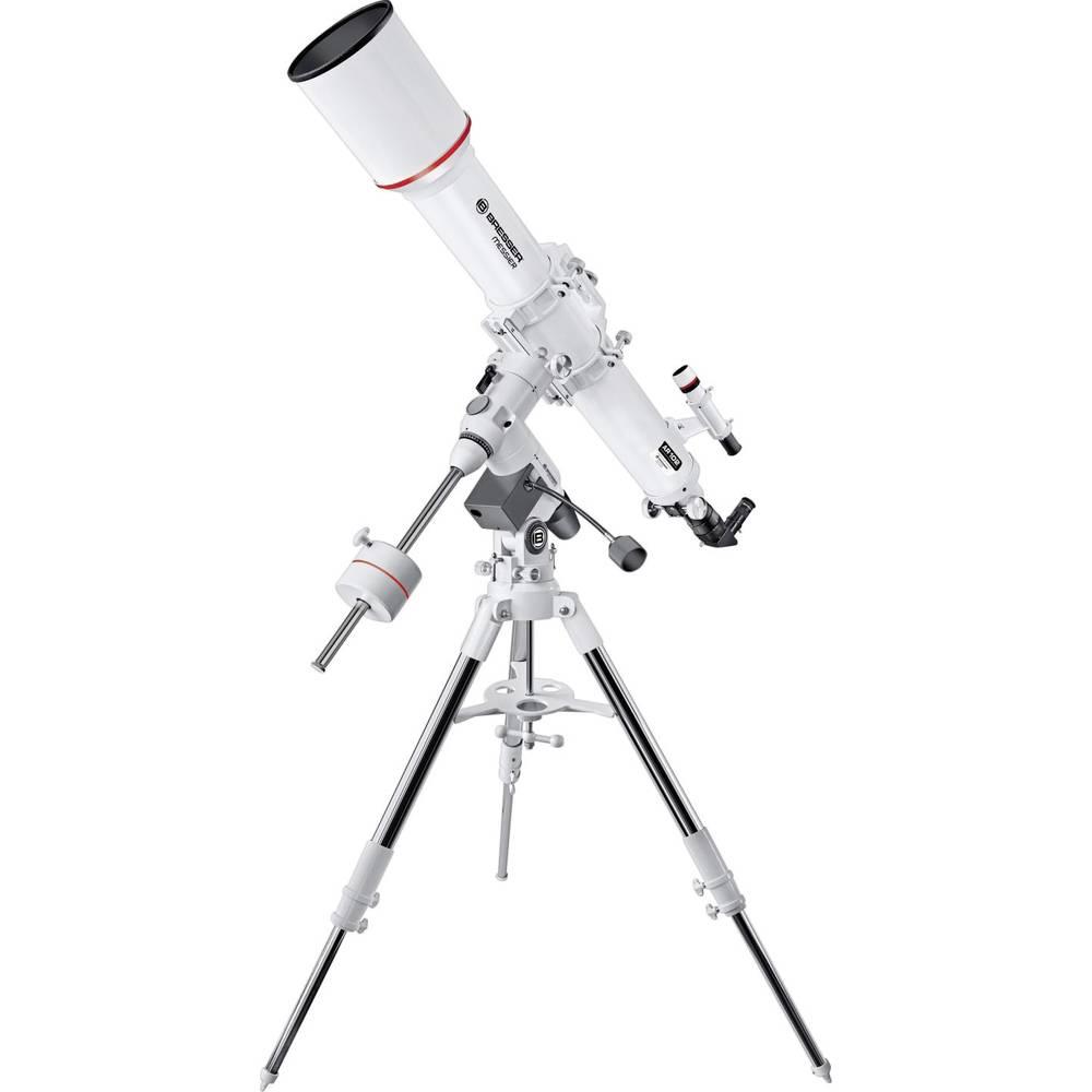 Teleskop z lečo Bresser Optik Messier AR-102/1000 EXOS-2/EQ5 Hexafoc Ekvatorialna Akromatičen.Povečava 38 do 200 x
